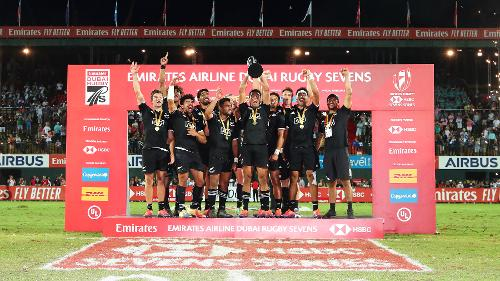 Emirates Airline Dubai Rugby Sevens 2018 - Men's
