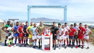 CAPE TOWN Captains photo