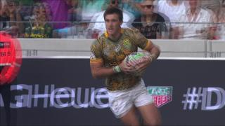Try, IMPI VISSER, SOUTH AFRICA v Zimbabwe