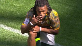Try, ROSKO SPECMAN, SOUTH AFRICA v Zimbabwe