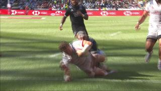 Try, Stephen Tomasin - Nzl V USA
