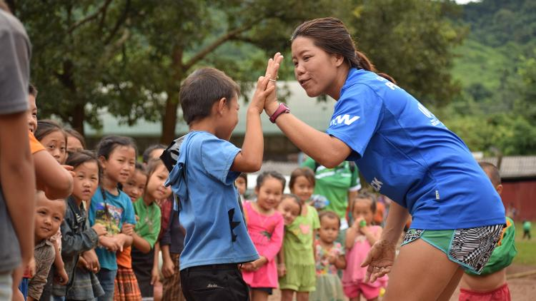 Lao Khang - Laos Rugby