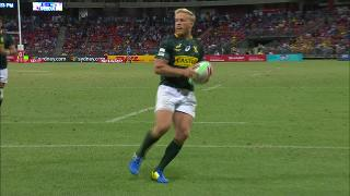 Try, Kyle Brown - Aus v RSA