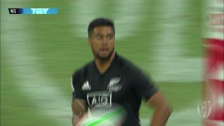 Try, Regan Ware, NEW ZEALAND v Usa