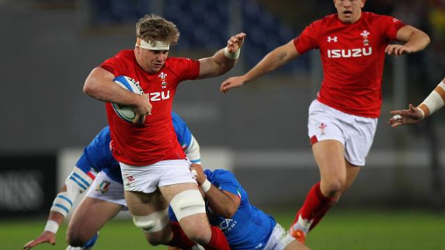 Italy v Wales - Guinness Six Nations