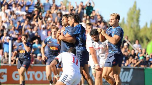 Americas Rugby Championship 2019: Argentina XV v USA