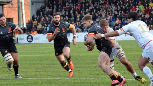 Rugby Europe Championship 2019: Belgium v Germany
