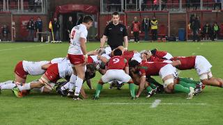 Rugby Europe Trophy: Portugal v Poland