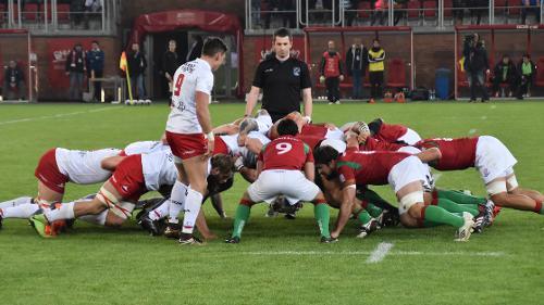 Rugby Europe Trophy: Portugal v Poland