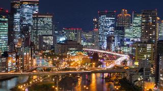 2_水都大阪_中之島の夜景