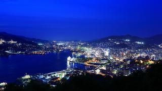 長崎市夜景