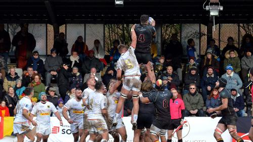 Rugby Europe Championship: Belgium v Germany
