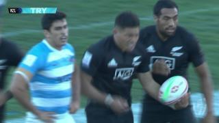 Try, Tone Ng Shiu, NZL v Arg