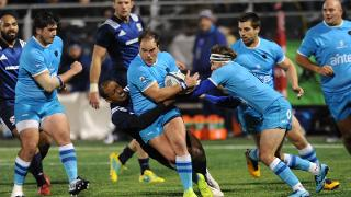 Uruguay score wonder try at Americas Rugby Championship 2019