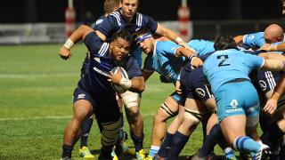 Record set for all-time highest try scoring USA front row Joe Taufete'e