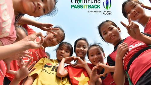 World Rugby - Childfund image