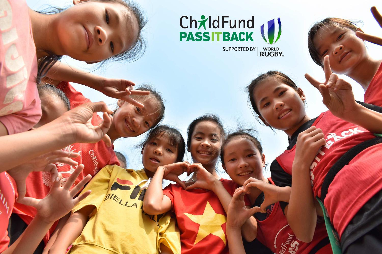 World Rugby - Childfund image