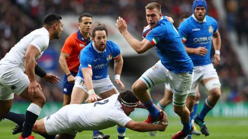England v Italy - Guinness Six Nations