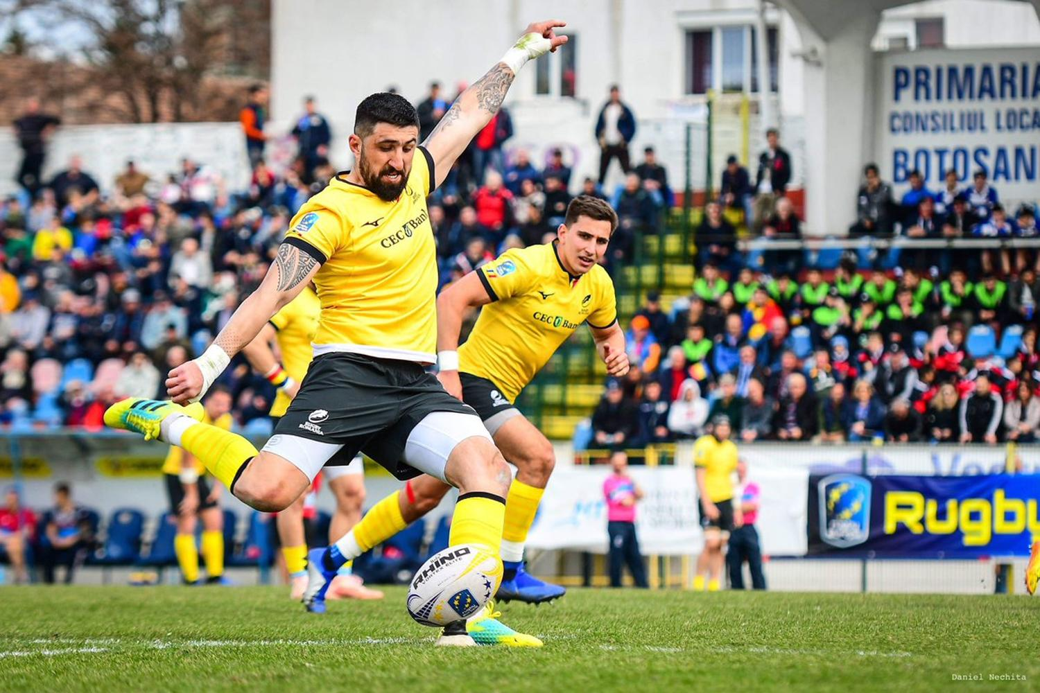 Rugby Europe Championship 2019: Romania v Russia