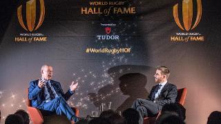 Clive Woodward Q&A