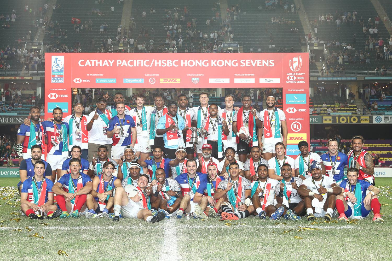 Cathay Pacific/ HSBC Hong Kong Sevens 2019
