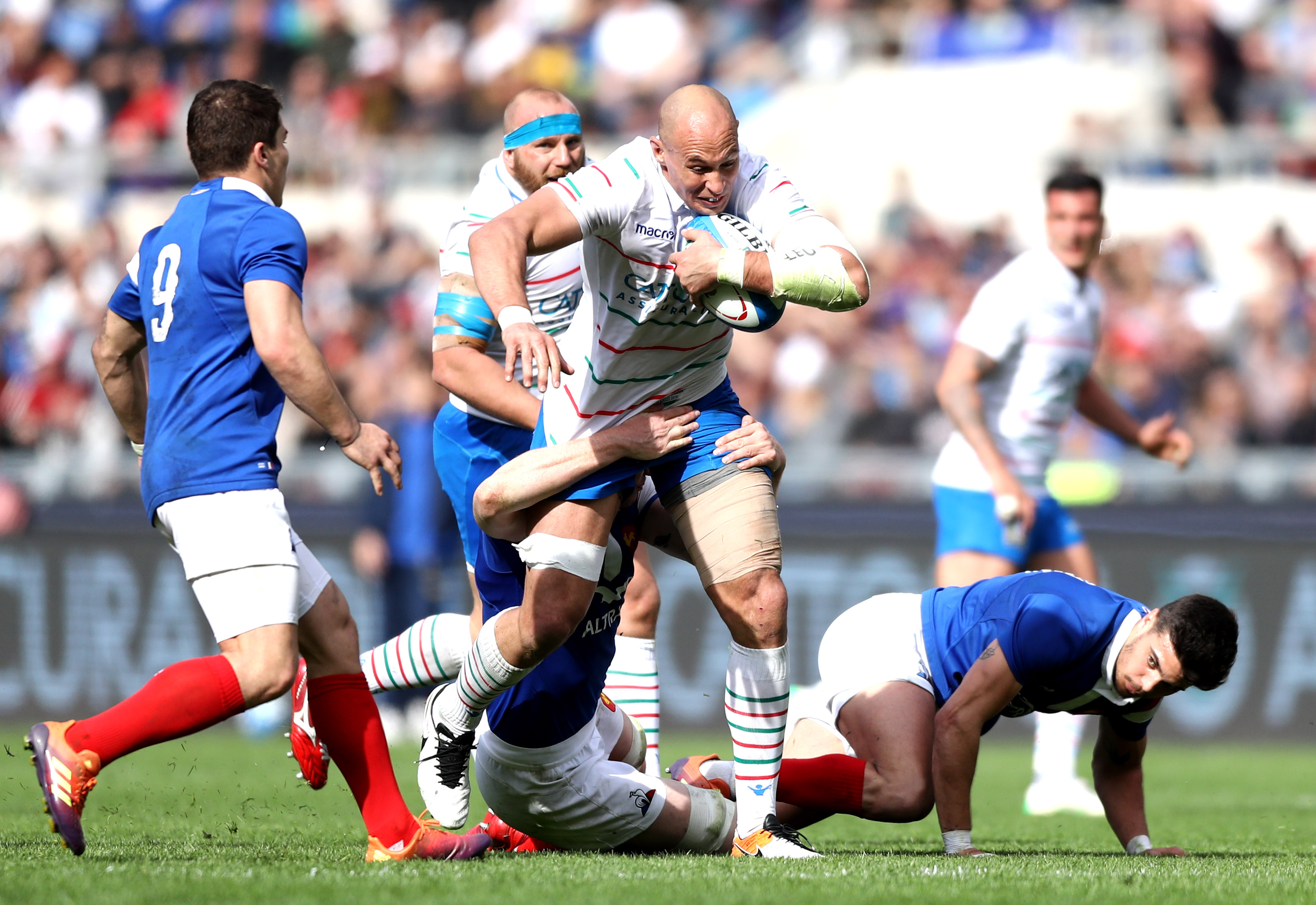 Calendario Benetton Rugby 2019.Italy Blend Youth And Experience In Rwc 2019 Training Squad