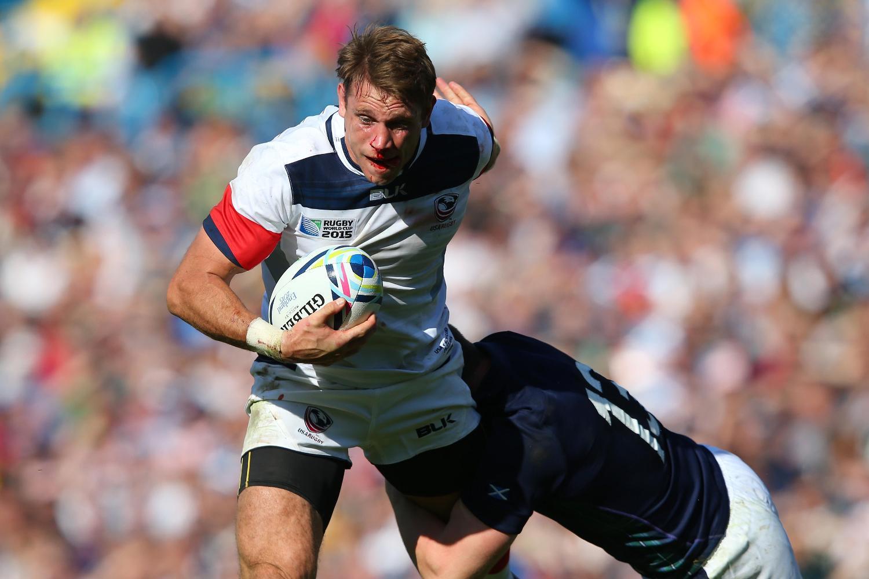 Scotland v USA - Group B: Rugby World Cup 2015