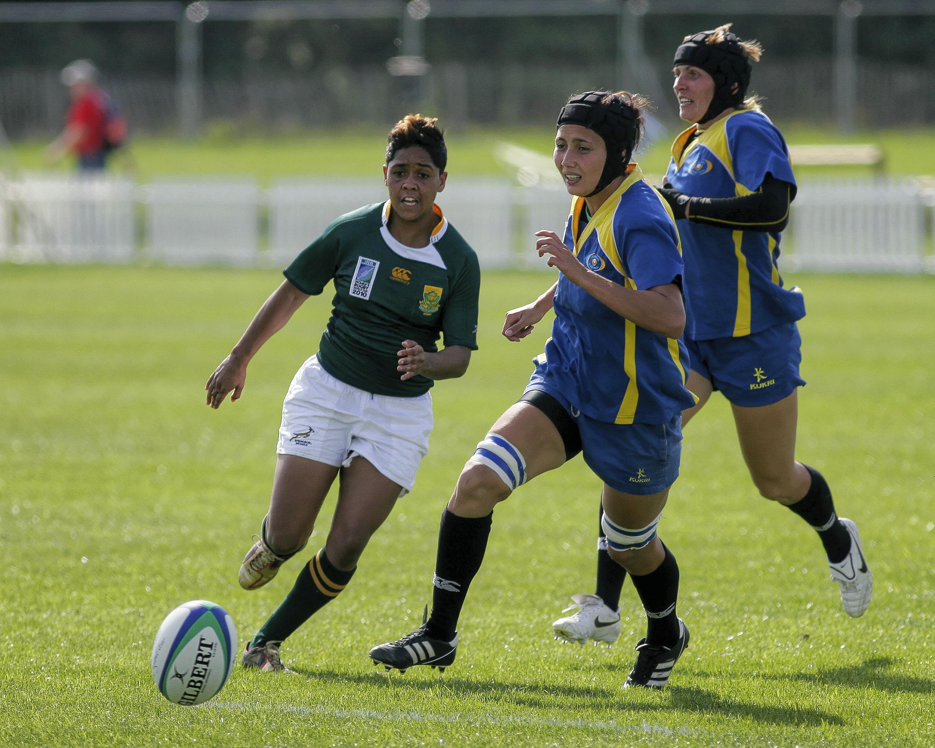 Springbok Women target place at WRWC 2021