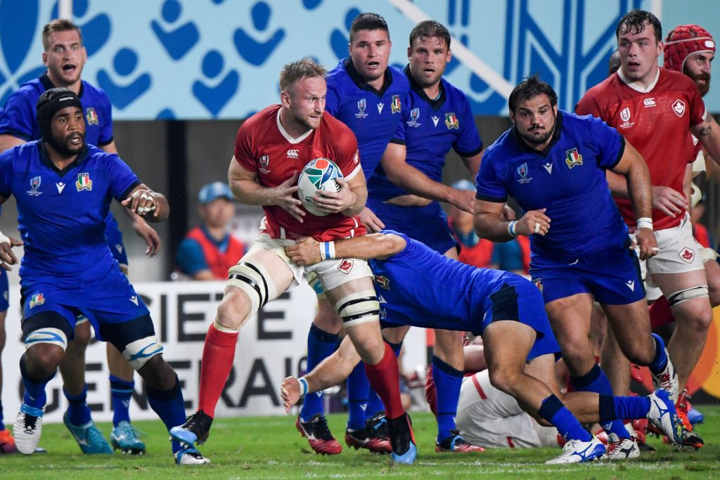 Heaton Sees The Funny Side Of Fumble Memes Rugby World Cup Rugbyworldcup Com