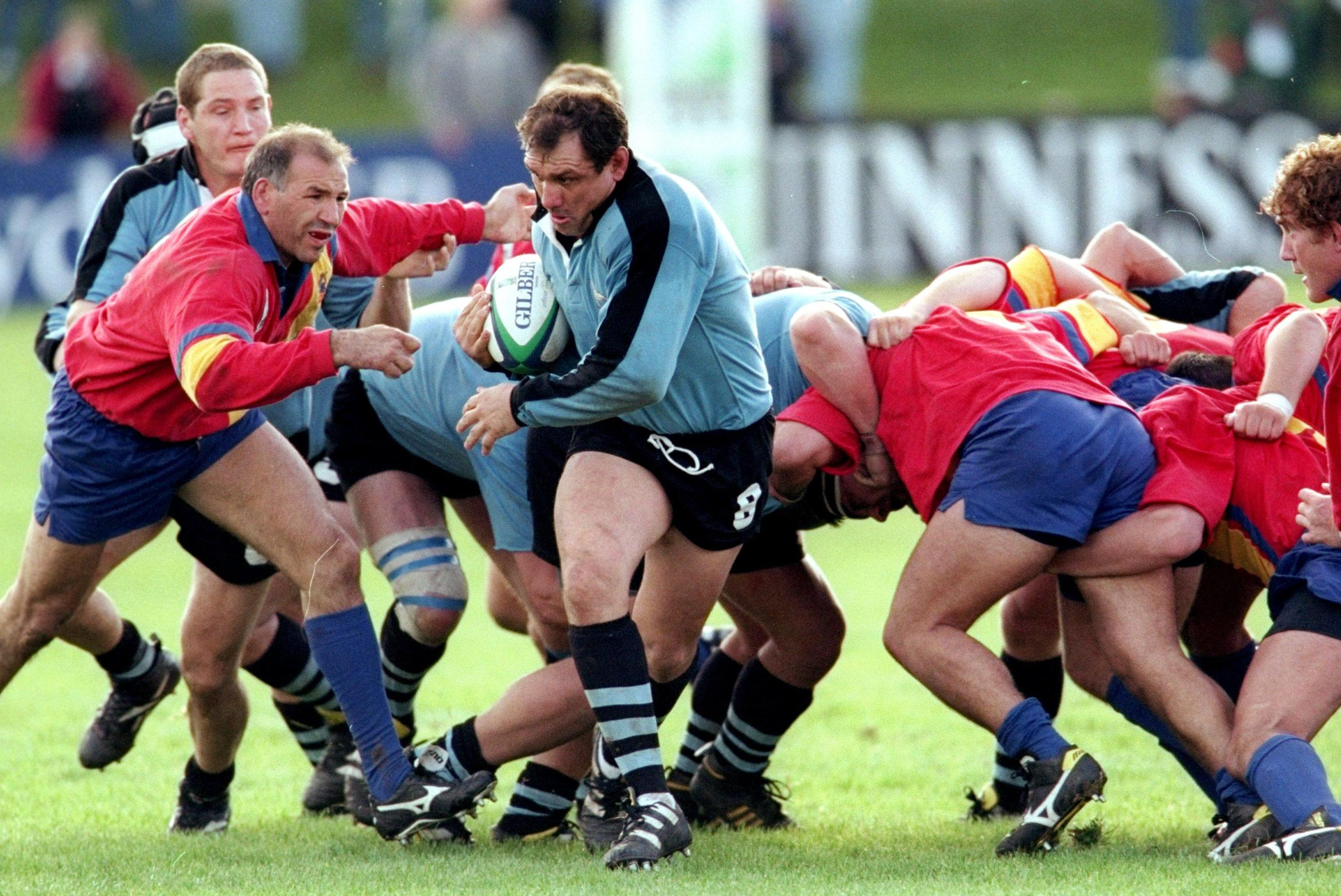 Ormaechea Uruguayan Rugby Icon And Now Dynasty Rugby World Cup Rugbyworldcup Com