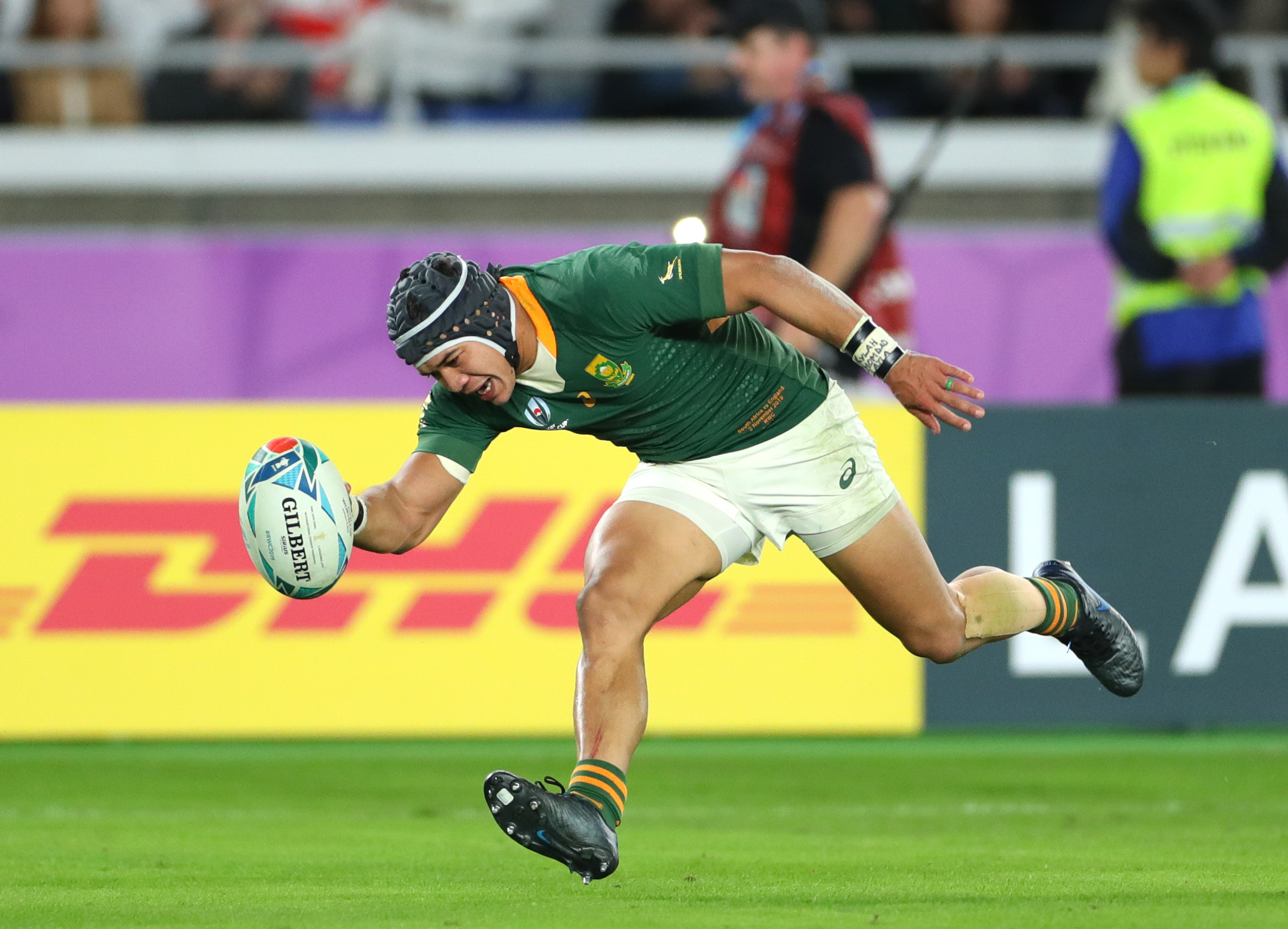 Springboks On Top Of The World Rugby World Cup Rugbyworldcup Com