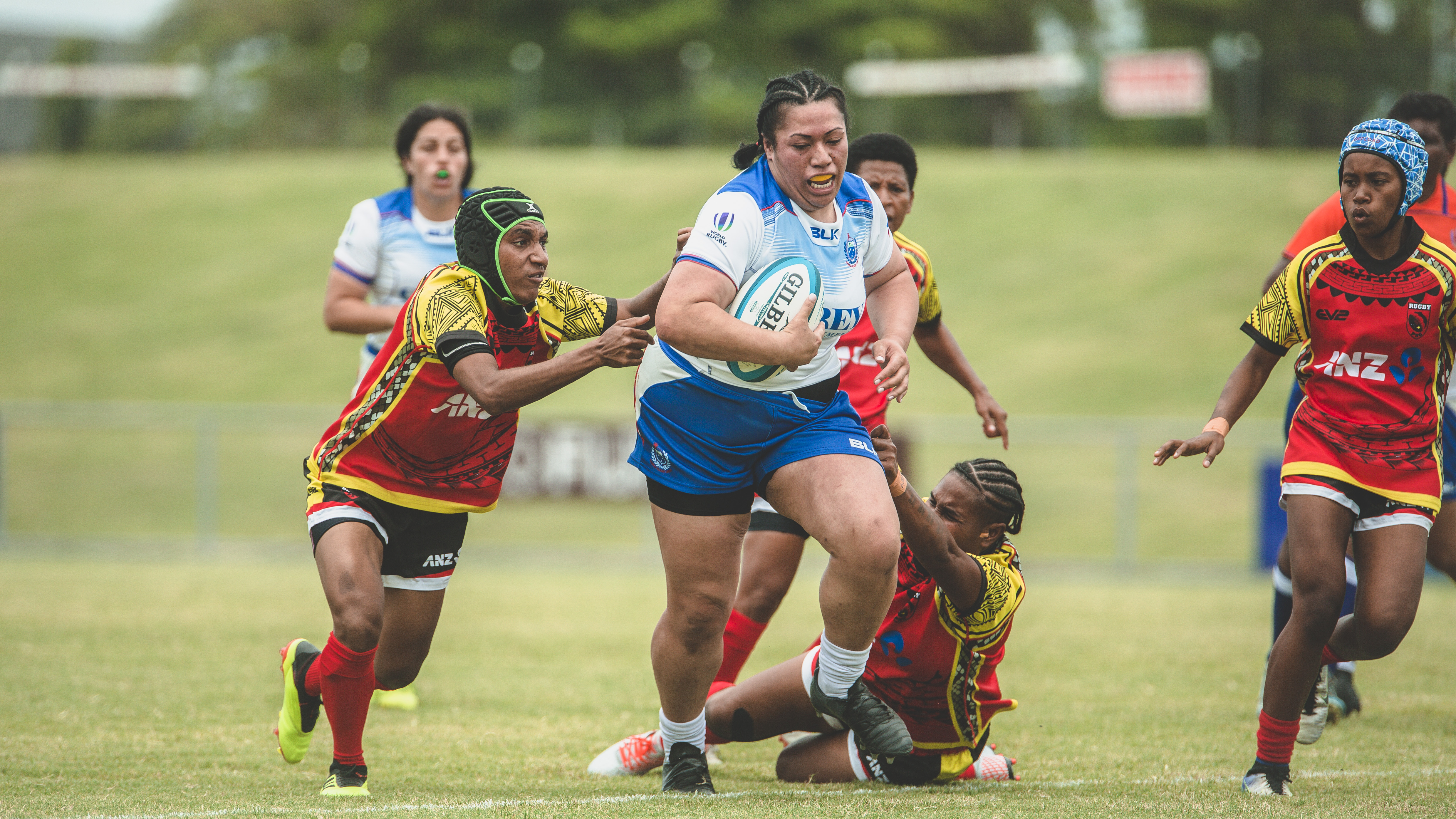 Big wins for Samoa and Black Ferns Development XV at