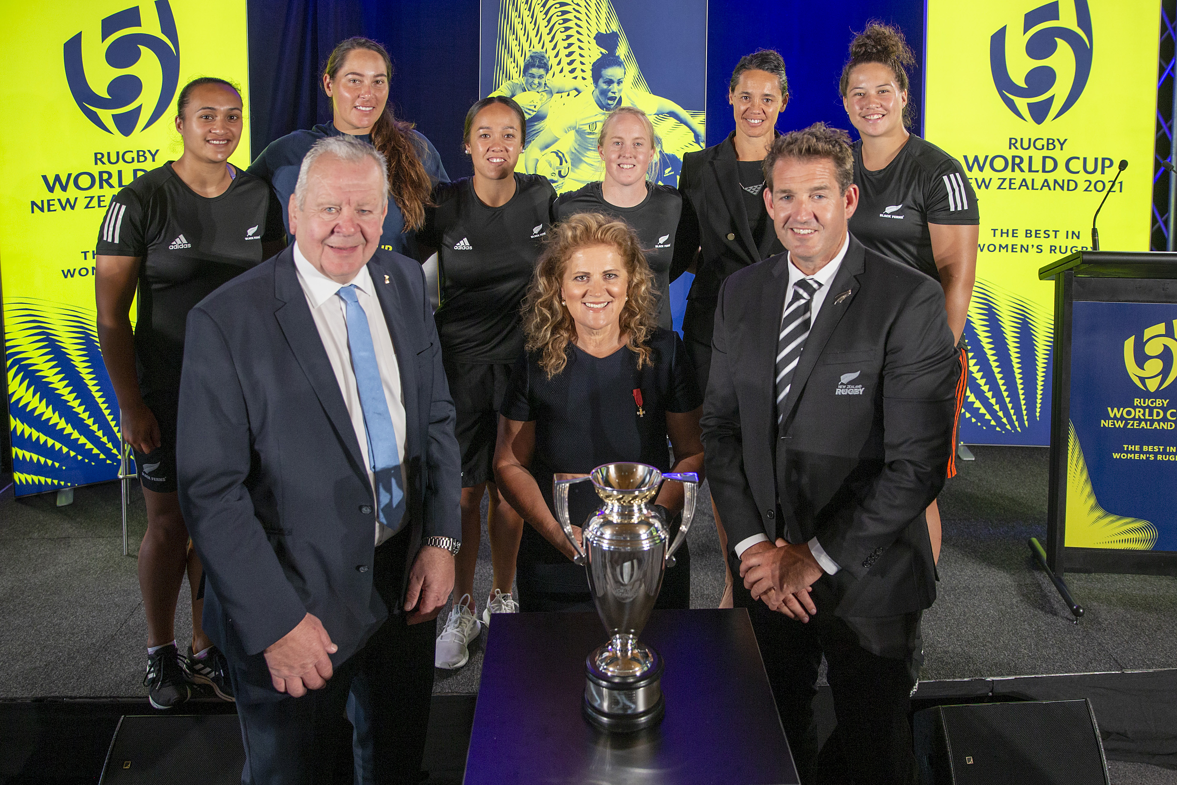 Rwc 2021 Set To Break New Ground As Tournament Dates Are Announced Rugby World Cup 2021