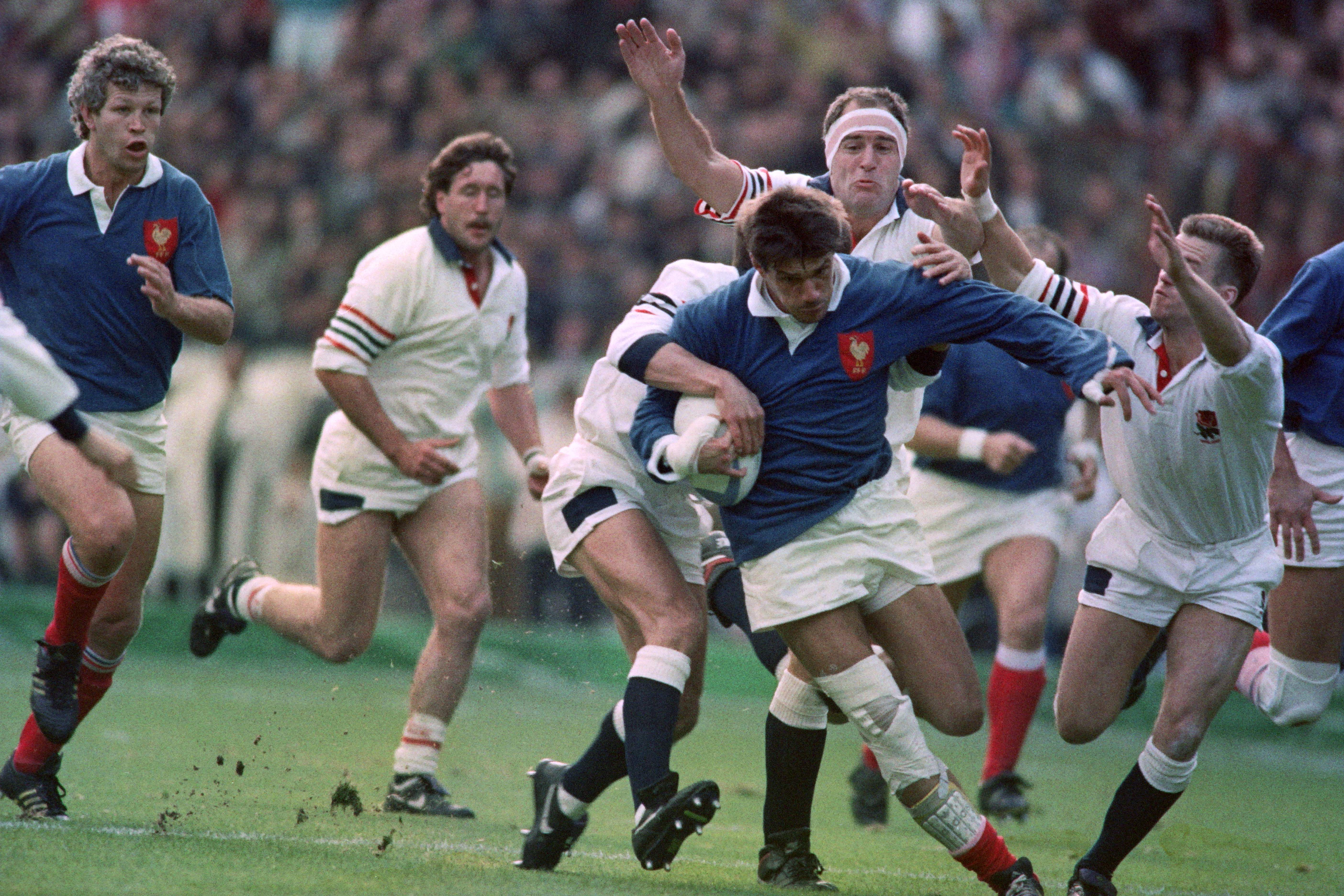 From Rugby World Cup 1991